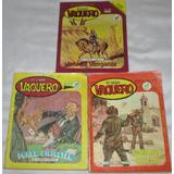 El Libro Vaquero, Lote De 3 Cómics Antiguos