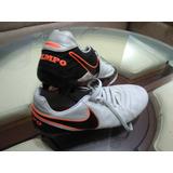 Zapatos Tacos De Football Nike Tempo Talla 39
