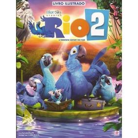 Álbum Rio 2, Ano 2014, Completo Com Figurinhas Para Colar