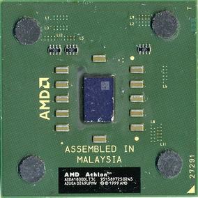 Processador Computador Pc Amd 462 Athlon Xp 1800 1.5ghz