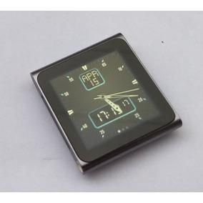 Ipod Nano 6 Gen 8gb Cinza - Usado - Parcela - Leia - Vddvx