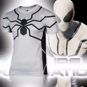 Playera Corta Comics Superheroes Spiderman Hombre Xtreme C