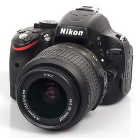 Câmera Nikon D5100 Com Lente 18-105mm
