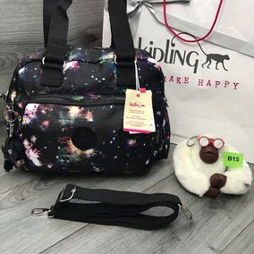 39f37055f Bolsa Tipo Mochila Kipling - Equipaje y Bolsas Rosa en Mercado Libre ...