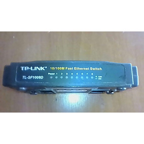 Switch Ethernet Fast 10/100m Tp-link
