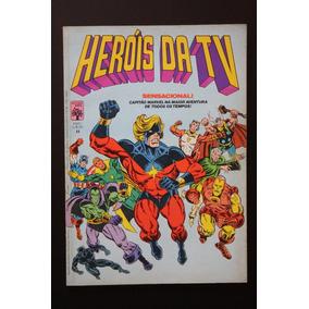 Coleção Heróis Da Tv 58 Hq