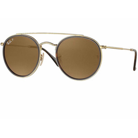 Ray Ban Lente Redonda - Óculos no Mercado Livre Brasil 78af74061c