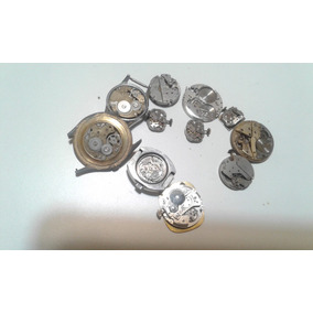 Relojeria Subasta De Repuestos Antiguos Lote D17