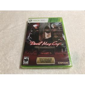 Devil May Cry Hd Collection Remasterizado Em Ad-lacrado