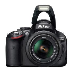 Kit Nikon D5100 + Lente 50mm E Acessórios