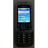 Celular Nokia 6111, Funciona, Completo, Câmera, Web + Brinde