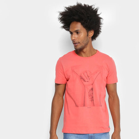 475bddd3e Kit Camisetas Colcci Original - Calçados, Roupas e Bolsas Laranja no ...