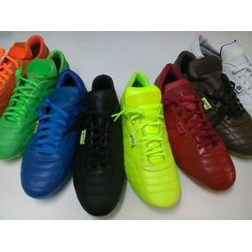 Zapato Neuer %100 Piel Manriquez Neon Total Envio Gratis d35b9bfb1352f