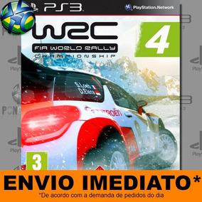 Jogo Wrc 4 Fia World Rally Championship Ps3 Envio Imediato