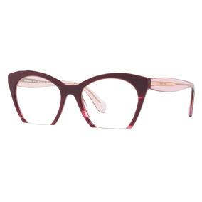 Armacao Miu Miu - Óculos no Mercado Livre Brasil b706e0600d