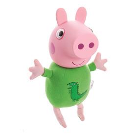23e001511 Pelucia Peppa Pig George Estrela - Pelúcias no Mercado Livre Brasil