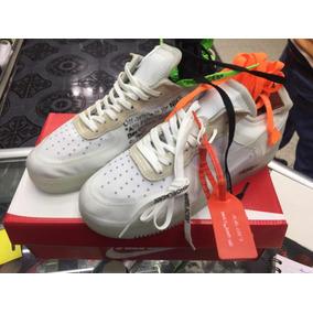 Nike Force 01 Off White Del 22 Al 29 Mx