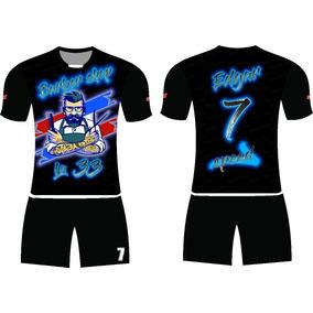 Uniformes Para Futbol Personalizados - Ropa y Accesorios en Mercado ... 9876463a712a6