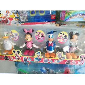 Bonecos Da Turma Do Mickey Da Disney