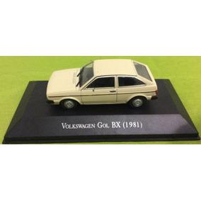 Pack Com 2 Miniaturas Volks Gol Bx (1981) & Simca Esp. 1966
