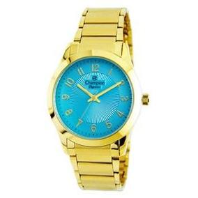 e2815777521 Relogio Feminino Dourado Champion Bahia - Relógios De Pulso no ...