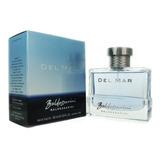 Perfume Importado Hombre Baldessarini Del Mar 90 Ml Edt