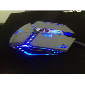 Mouse Para Gamer Profissional Usb 3200 Dpi (zuoya)