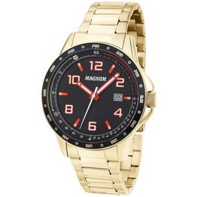 6a4cc8555f3 Relogio Magnum Sport Ma32050 Analógico Masculino - Relógios De Pulso ...
