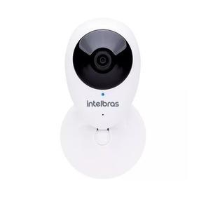 Câmera De Segurança Interna Ip Mibo Wi-fi Hd Ic3 - Intelbras