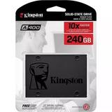 Disco Estado Solido Kingston 240gb Ssdnow A400 Sata Iii 2.5