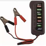 Tester De Bateria Y Alternador 12v