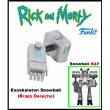 Rick And Morty: Snowball. Baf. Funko. 2017.