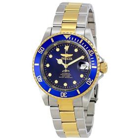Reloj Automatico Hombre Invicta Pro Diver 40mm Modelo 17045
