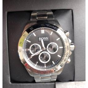 d11d6068840 Relógio Hugo Boss Original Sport Ikon Cronógrafo 1512965