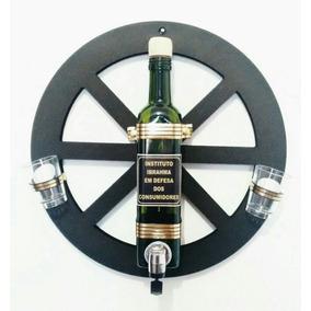 Pingometro Roda De Carroça Dosador + Brinde