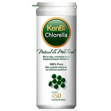 Chlorella Kenbi 450 Comp - 100% Clorella Frete Grátis