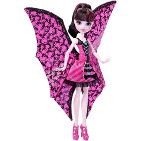 Monster High, Transformacion A Murcielago, Draculaura