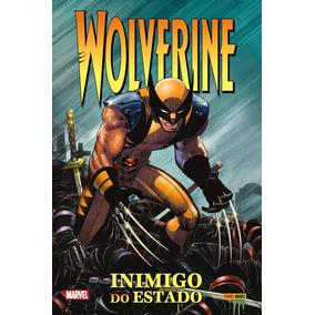 Hq - Wolverine - Inimigo Do Estado - Completo Em Pdf