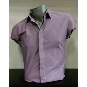 Camisa Moderna Color Combinable