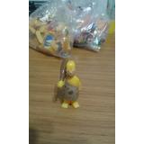 Muñeco Huevo Jack Simpsons 2016 Homero Cavernícola