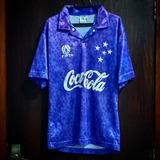 Camisa Do Cruzeiro 1993 - Camisa Cruzeiro Masculina no Mercado Livre ... 7b475035b0444