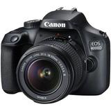 Camara Canon Eos 4000d Kit 18 - 55
