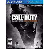 Call Of Duty Black Ops Ps Vita. Entrega Inmediata.