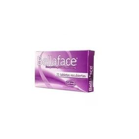 Bellaface 21 Tabletas.