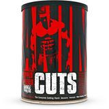 Animal Cuts 42 Packs Universal Nutrition - Envio Imediato!