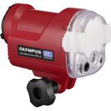 Olympus Ufl-3 Flash Subacuatico (flash-rojo Resiste Al Agua)