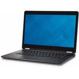 Notebook Dell E7470 I5, 8gb, 256gb Ssd W10 Pro 7470