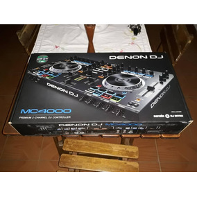 Controlador Denon Mc4000 Nuevo Sin Estrenar