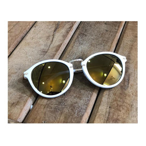 Oculos Redondo Lente Branca - Óculos no Mercado Livre Brasil 419355a014