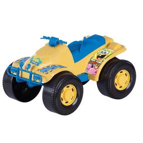 Brinquedo Quadriciclo Ykf Bob Esponja Multibrinq
